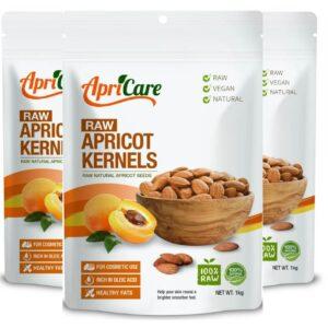 Raw Apricot Kernels 3kg