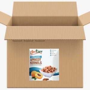 Organic Apricot Kernels Bulk (10-pack)