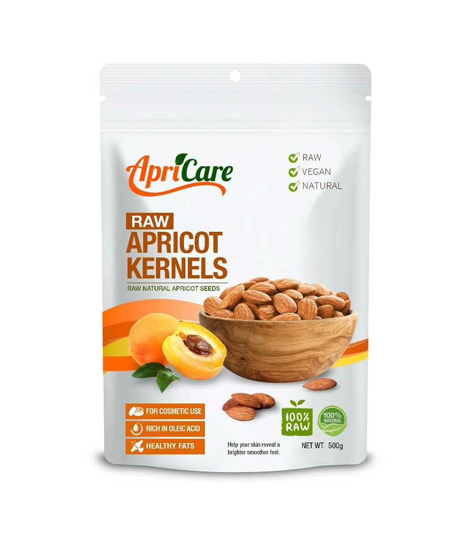 Raw Apricot Kernels 500g