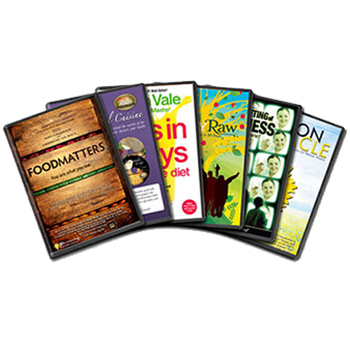 Books DVDs Category